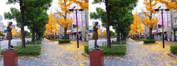 姫路 大手町通り②(交差法)