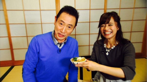 テレビ大阪「おとな旅あるき旅」三田村邦彦と斉藤雪乃