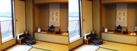 赤穂温泉 潮彩きらら 祥吉 露天風呂付き最上階702号室(交差法)