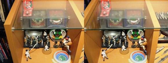 MOTOs Museum 野球展示館①(平行法)