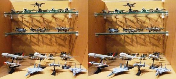 MOTOs Museum 飛行機展示館②(平行法)