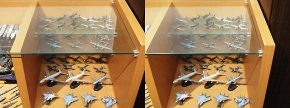 MOTOs Museum 飛行機展示館①(平行法)