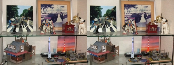 MOTOs Museum 本館②(平行法)