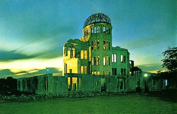 平和都市 広島全集 絵葉書セット 原爆ドーム