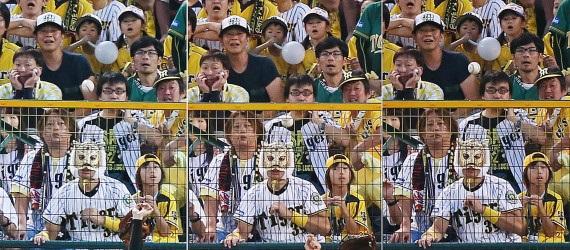 阪神×広島戦 世紀の大誤審 田中広輔 幻のホームラン