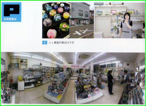 03d 500 20150315 妙高彩生アート展Panph03店内Reiko