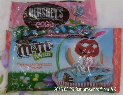 02 500 20160326 Chocolates from 天野貴美子