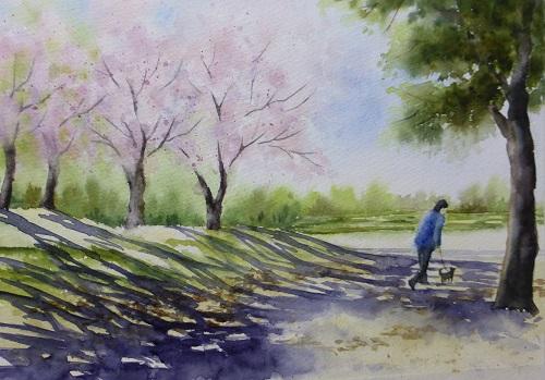 桜 鶴見緑地
