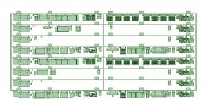 阪急5100宝塚線 5128F更新 完成