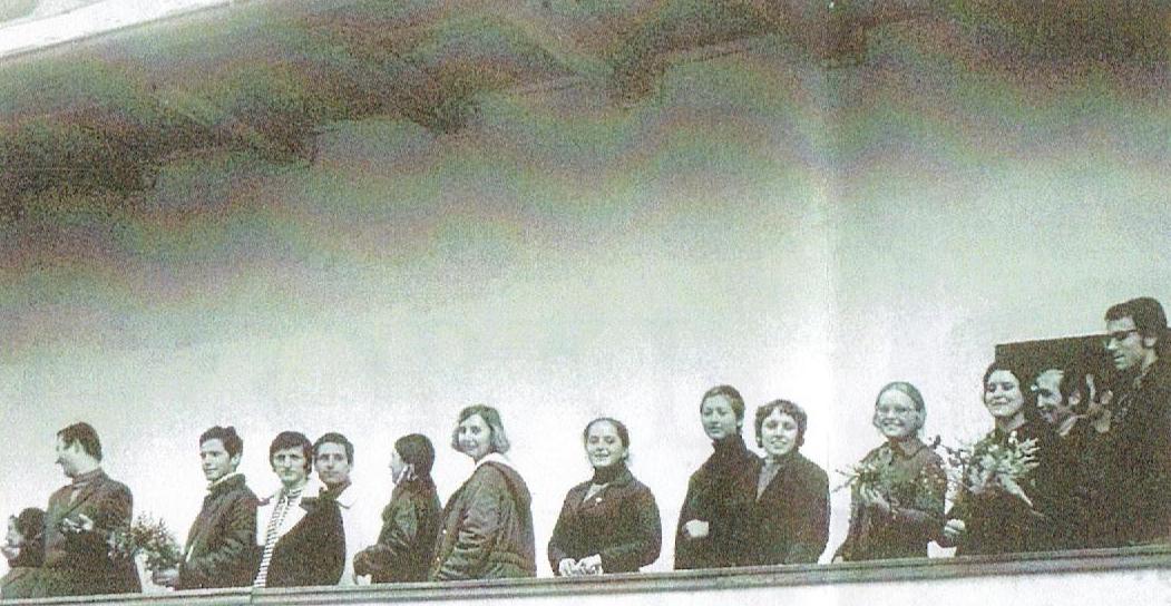 バタフライ作戦ヨーロッパ宣教メンバー