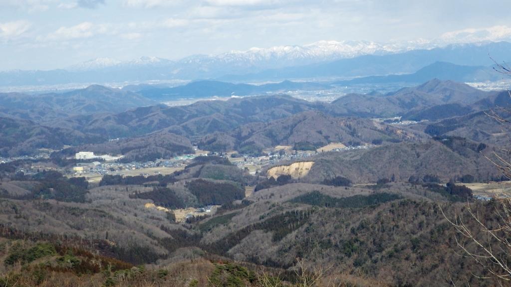 1405乙坂山・文殊山