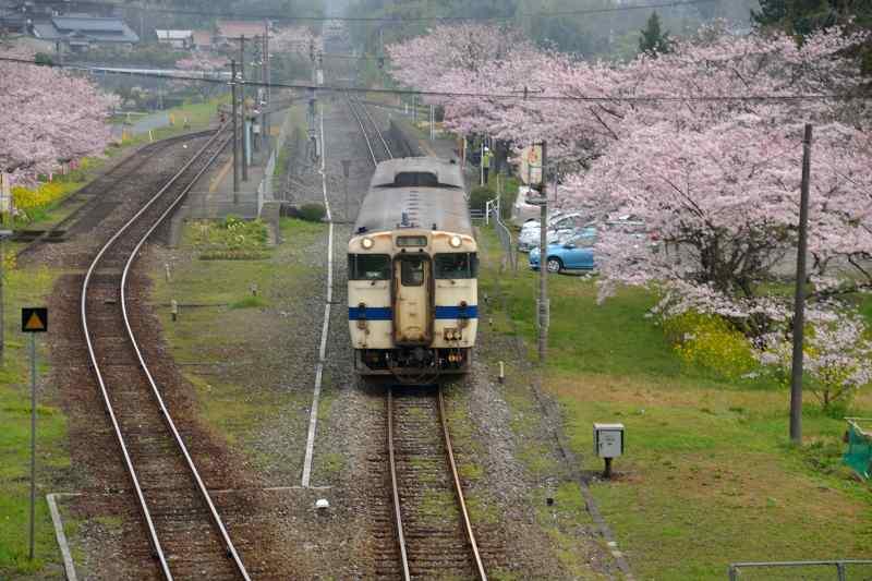 採銅所駅 (6)