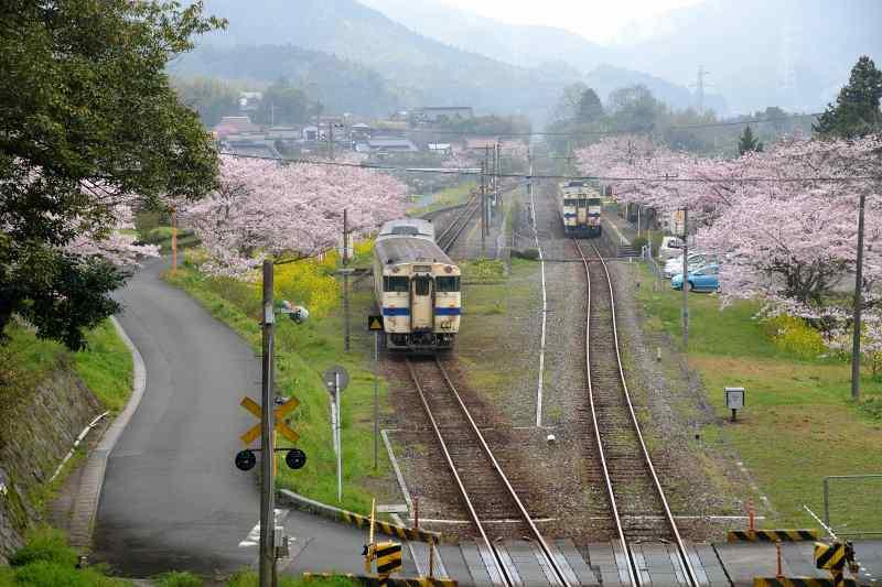 採銅所駅 (2)