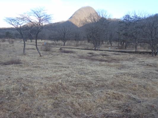 沼ノ原から見る相馬山
