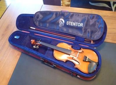 バイオリンステンター