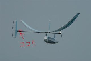 機体全体M32-エレベータバンザイ