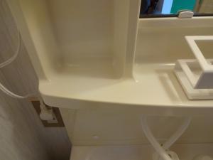 洗面台 掃除 奈良