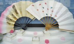 桜ディスプレイ ●