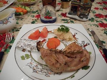 2015年 クリスマスディナー