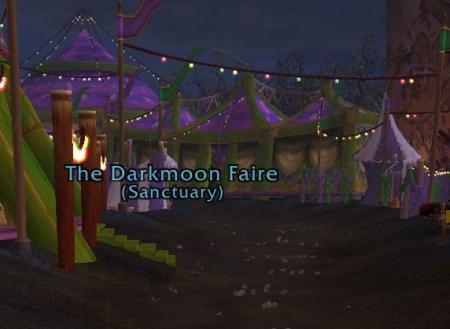 Darkmoon Fes入り口