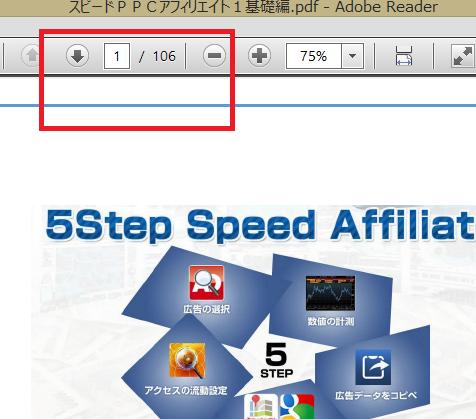 5Step Speed Affiliete(5ステップスピードアフィリエイト)のPPCマニュアル基礎png