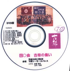 ブログ DVDデイスク