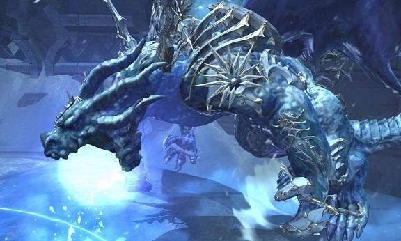 基本無料のノンターゲティングアクションRPG『ドラゴンネストR』 氷に閉ざされし悲劇「ヘイズアイスドラゴンネスト」を実装~