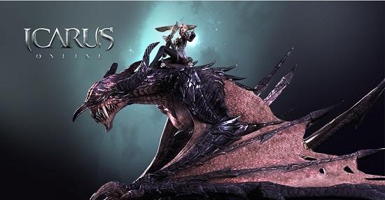 基本無料の天地を駆け巡れる超大作ファンタジーMMORPG 『ICARUS ONLINE(イカロスオンライン)』