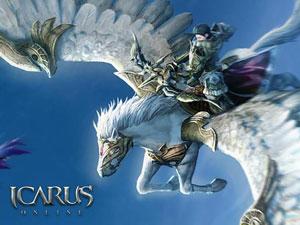 基本無料の人気超大作ファンタジーMMORPG 『イカロスオンライン』