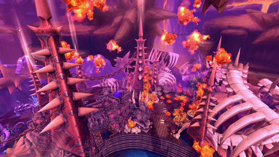 基本無料の人気のクロスジョブファンタジーオンラインゲーム『星界神話』 3月22日より巨大ダンジョン「ウラノスの砦」、最強防具が手に入る「異界・シャルール祭壇」を追加するアップデートを実施