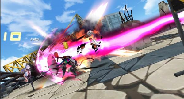 基本プレイ無料のサイキックアクションRPG『クローザーズ』 解き放たれた異次元の力「レヴィア」が正式隊員実装だ
