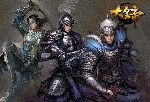 基本プレイ無料の新作ブラウザシミュレーションゲーム 『 大皇帝 』