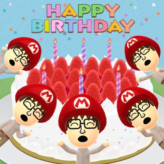 44歳の誕生日