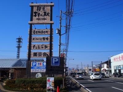 村の駅(1)