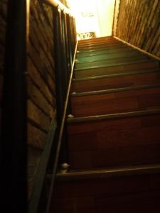 コロンさん階段