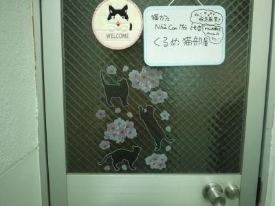 くるめ猫部屋に春が来た(#^.^#)