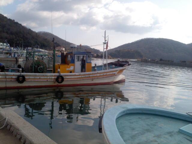イカナゴ漁 段取り
