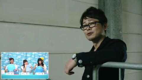 """ラストアルバム『BLUE』発売記念 Trident THE LAST """"ニコ生"""""""