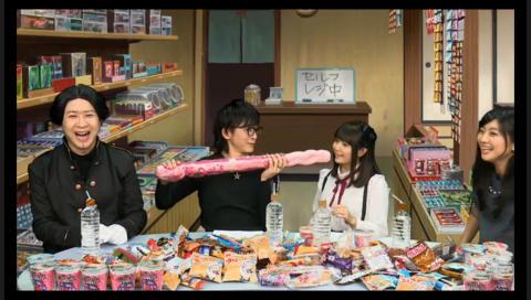 TVアニメ「だがしかし」ニコニコ生放送~ミッドナイト DA・GA・SHI SHOW!~第3回