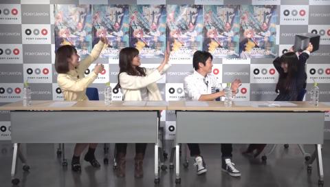 TVアニメ『無彩限のファントム・ワールド』 宣伝対策室〜川神舞編 その2〜
