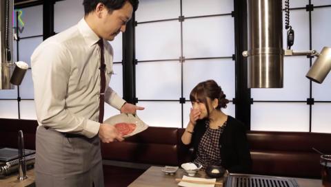 RTV#7 最高級の国産A5黒毛和牛焼肉と極上の逸品料理を堪能できる 「うしごろ 貫」を声優の立花理香さんがリポートします!