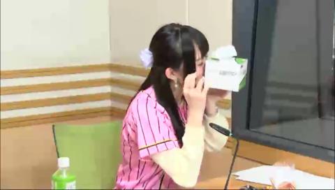 西明日香のデリケートゾーン! 第25回放送(2016.03.21)