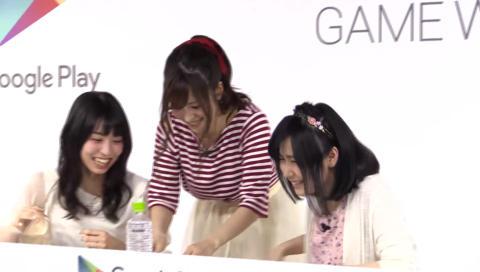 声優3人でデレステチャレンジ!: Google Play GAME WEEK
