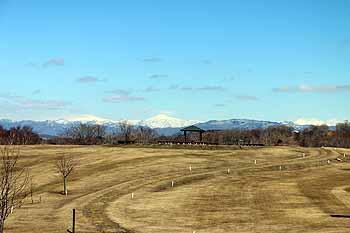 パークゴルフ場2016年3月
