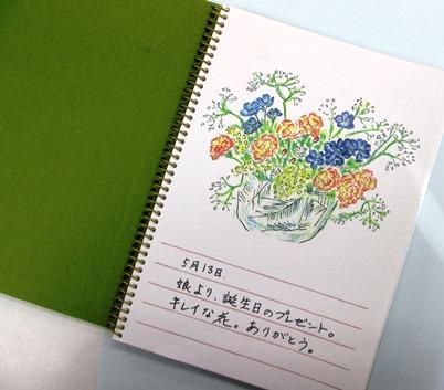 わたしの絵日記帳 (2)