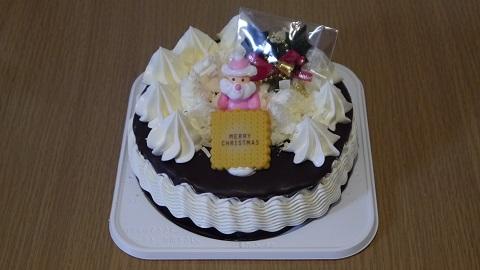 セブン-イレブン☆クリスマスケーキ