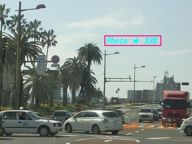 市役所横の交差点