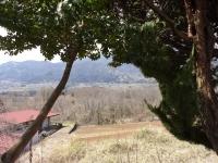 3月26日 神山方面を見る