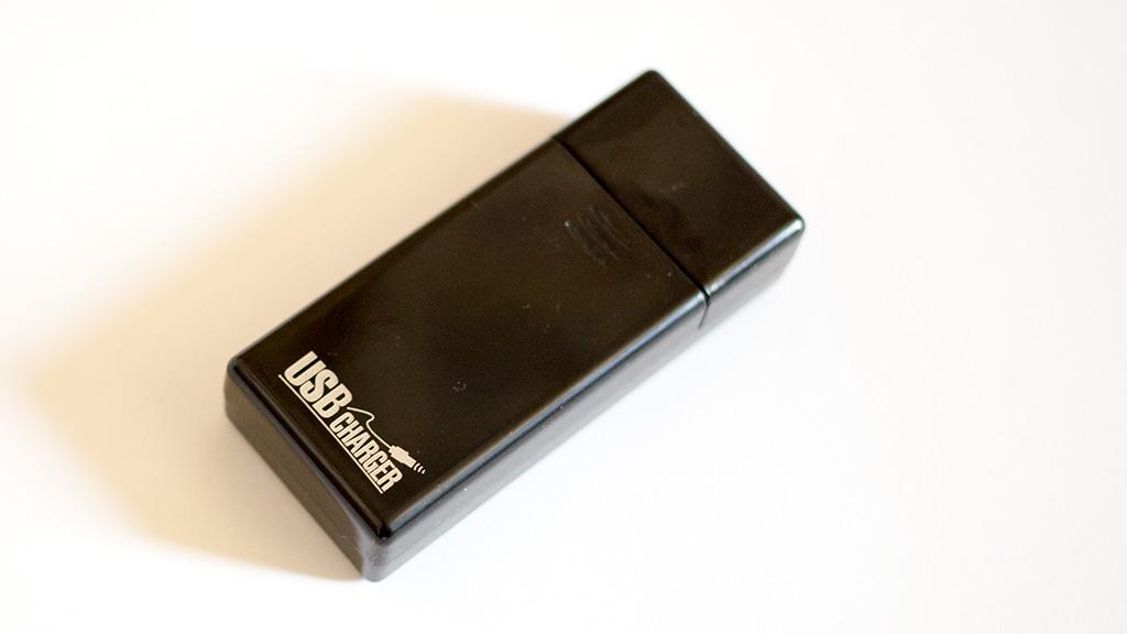 セリアのUSB CHARGERの変換効率(モバイルバッテリ)