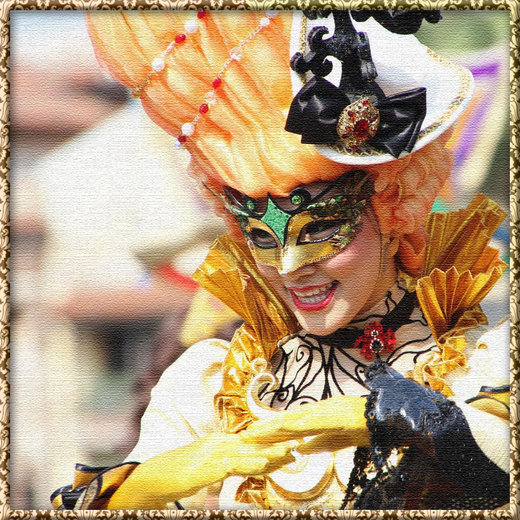 仮面のダンサーさん(マウスカレード・ダンス2010)